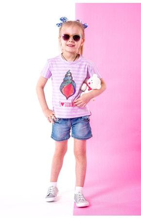 Футболка для девочки: 02-6563526